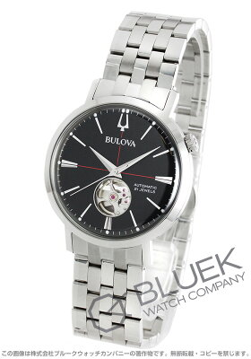 ブローバ Bulova 腕時計 クラシック オートマチック メンズ 96A199