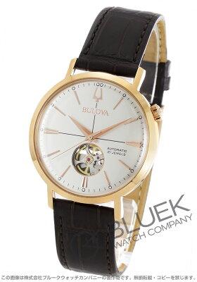 ブローバ Bulova 腕時計 クラシック オートマチック メンズ 97A136