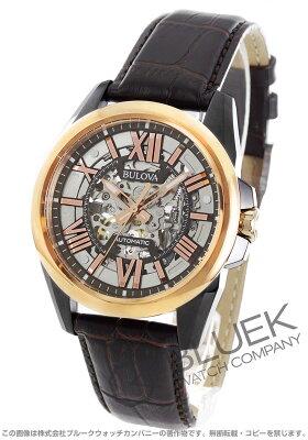 ブローバ Bulova 腕時計 クラシック オートマチック メンズ 98A165
