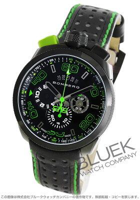 ボンバーグ ボルト68 クロノグラフ 腕時計 メンズ BOMBERG BS45CHPBA.013.3