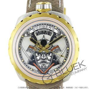 ボンバーグ ボルト68 サムライ 世界限定250本 腕時計 メンズ BOMBERG BS45ASPG.042-2.3