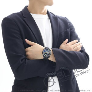 ボンバーグ ボルト68 ギャンブラー ベガス 世界限定777本 クロノグラフ 腕時計 メンズ BOMBERG BS45CHPBA.034.3