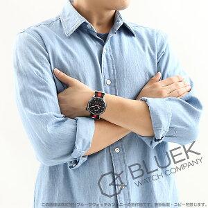 ボンバーグ BB-01 ブラック&レッド 腕時計 メンズ BOMBERG CT43H3PBA.01-2.9