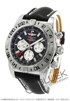 ブライトリング クロノマット GMT クロノグラフ 500m防水 腕時計 メンズ BREITLING A048B17KBA
