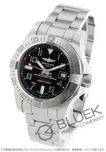 ブライトリング BREITLING 腕時計 アベンジャーII シーウルフ 3000m防水 メンズ A077B31PSS