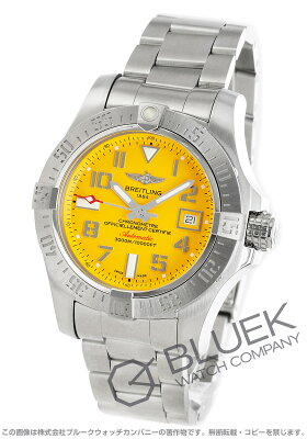 ブライトリング BREITLING 腕時計 アベンジャーII シーウルフ 3000m防水 メンズ A077I19PSS