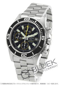 ブライトリング BREITLING 腕時計 スーパーオーシャン クロノグラフ 500m防水 メンズ A110B82PRS