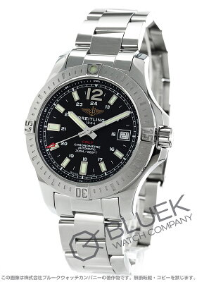 ブライトリング コルト オートマチック41 腕時計 メンズ BREITLING A169B90PCS