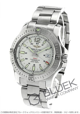 ブライトリング BREITLING 腕時計 コルト オートマチック メンズ A173G91PCS