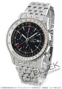 ブライトリング BREITLING 腕時計 ナビタイマー ワールド メンズ A242B26NP