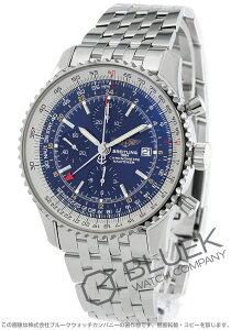 ブライトリング BREITLING 腕時計 ナビタイマー ワールド メンズ A242 C51 NP