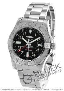 ブライトリング BREITLING 腕時計 アベンジャーII GMT 300m防水 メンズ A329B34PSS
