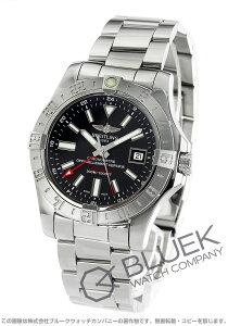ブライトリング BREITLING 腕時計 アベンジャーII GMT 300m防水 メンズ A329B35PSS