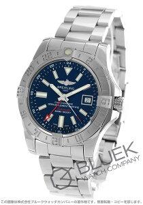 ブライトリング BREITLING 腕時計 アベンジャーII GMT 300m防水 メンズ A329C72PSS