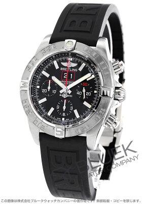 ブライトリング クロノマット ブラックバード クロノグラフ 300m防水 世界限定2000本 腕時計 メンズ BREITLING A440B71VRC