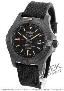 ブライトリング BREITLING 腕時計 アベンジャー ブラックバード 300m防水 メンズ V173B12MMA