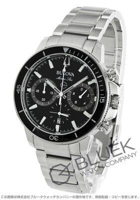 ブローバ Bulova 腕時計 マリンスター メンズ 96B272