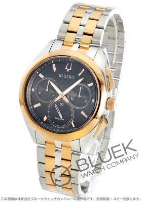 ブローバ Bulova 腕時計 カーブ ドレス メンズ 98A160