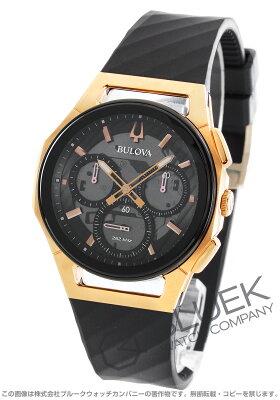 ブローバ Bulova 腕時計 カーブ プログレッシブ スポーツ メンズ 98A185