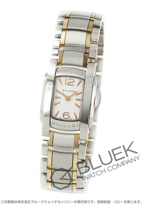 ブルガリ BVLGARI 腕時計 アショーマD レディース AA26C6SPGS