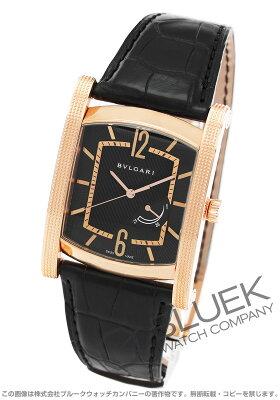 ブルガリ アショーマ パワーリザーブ PG金無垢 アリゲーターレザー 腕時計 メンズ BVLGARI AAP48BGL