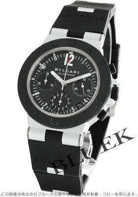 ブルガリ BVLGARI 腕時計 ディアゴノ アルミニウム メンズ AC38BTAVD