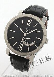 ブルガリ BVLGARI 腕時計 ソティリオ ブルガリ アリゲーターレザー メンズ BB41BSL
