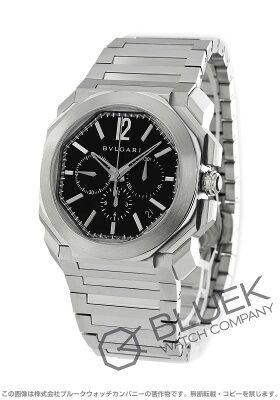 ブルガリ オクト ヴェロチッシモ クロノグラフ 腕時計 メンズ BVLGARI BGO41BSSDCH