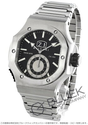 ブルガリ ダニエル ロート クロノスプリント クロノグラフ 腕時計 メンズ BVLGARI BRE56BSSDCHS