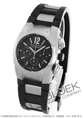 ブルガリ BVLGARI 腕時計 エルゴン ユニセックス EG35BSVDCH