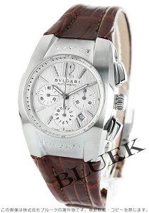 ブルガリ BVLGARI 腕時計 エルゴン アリゲーターレザー ユニセックス EG35C6SLDCH
