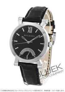 ブルガリ BVLGARI 腕時計 ソティリオ ブルガリ アリゲーターレザー メンズ SB42BSLDR