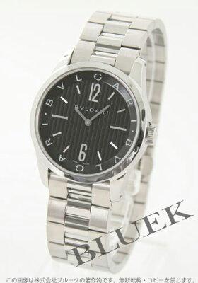 ブルガリ BVLGARI 腕時計 ソロテンポ メンズ ST37BSS