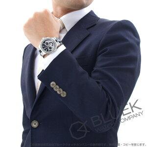 ブルガリ ディアゴノ カリブロ303 クロノグラフ アリゲーターレザー 腕時計 メンズ BVLGARI DG42BSLDCH