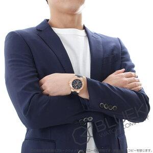 ブルガリ ディアゴノ ヴェロチッシモ クロノグラフ PG金無垢 腕時計 メンズ BVLGARI DGP41BGVDCH