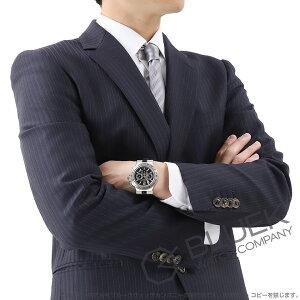 ブルガリ ディアゴノ プロフェッショナル テラ クロノグラフ アリゲーターレザー 腕時計 メンズ BVLGARI DP42BSLDCH