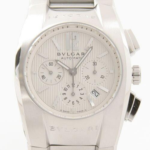 ブルガリエルゴンクロノグラフ腕時計メンズBVLGARIEG35C6SSDCH_3