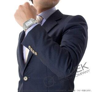 ブルガリ レッタンゴロ クロノグラフ 腕時計 メンズ BVLGARI RTC49SSD