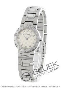 ブルガリ BVLGARI 腕時計 ブルガリブルガリ ダイヤ レディース BB23WSS/12JN