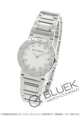 ブルガリ BVLGARI 腕時計 ブルガリブルガリ ダイヤ レディース BB26WSS/12