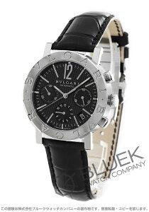 ブルガリ BVLGARI 腕時計 ブルガリブルガリ アリゲーターレザー メンズ BB38BSLDCH