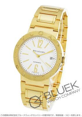 ブルガリ BVLGARI 腕時計 ブルガリブルガリ YG金無垢 メンズ BB38WGGD