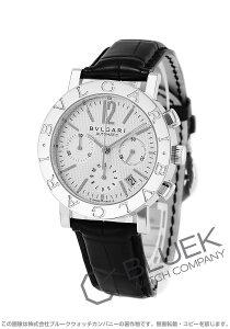 ブルガリ BVLGARI 腕時計 ブルガリブルガリ アリゲーターレザー メンズ BB38WSLDCH