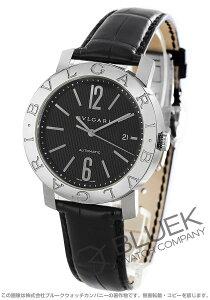 ブルガリ BVLGARI 腕時計 ブルガリブルガリ アリゲーターレザー メンズ BB42BSLD AUTO