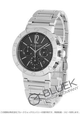 ブルガリ ブルガリブルガリ クロノグラフ 腕時計 メンズ BVLGARI BB42BSSDCH