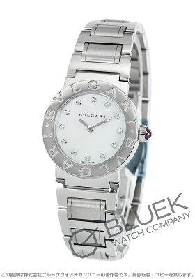 ブルガリ BVLGARI 腕時計 ブルガリブルガリ ダイヤ レディース BBL26WSS/12