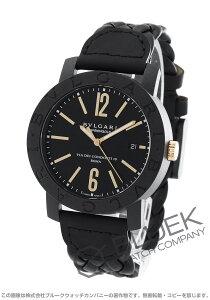 ブルガリ BVLGARI 腕時計 ブルガリブルガリ カーボンゴールド メンズ BBP40BCGLD/N