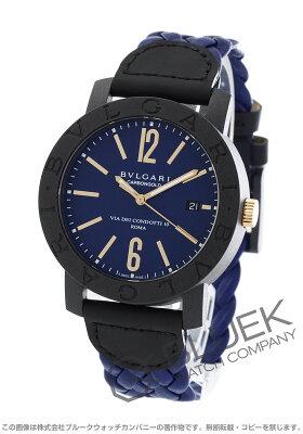 ブルガリ BVLGARI 腕時計 ブルガリブルガリ カーボンゴールド メンズ BBP40C3CGLD