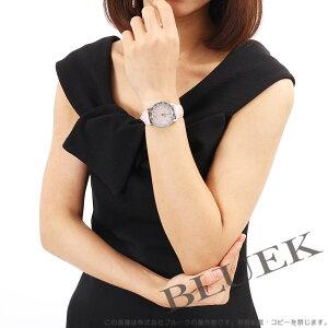 ブルガリ ブルガリブルガリ ダイヤ サテンレザー 腕時計 レディース BVLGARI BB33C2SL/D