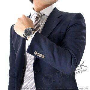ブルガリ ブルガリブルガリ クロノグラフ アリゲーターレザー 腕時計 メンズ BVLGARI BB42BSLDCH